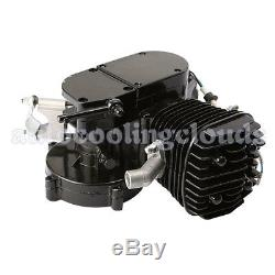 80cc 2-Stroke Engine Motor Kit for Motorized Bicycle Bike Gas Powered
