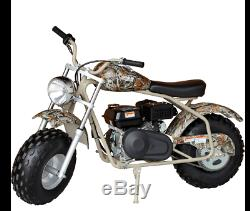 Coleman Powersports Extreme 196cc CT200U-EX 6.5HP Gas Powered 4 Stroke OHV Trail