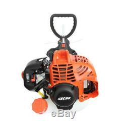 ECHO Professional Curved Shaft Gas Trimmer 21.2cc 2-Stroke Cycle Powerful Light