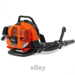 EPA Gas Leaf Blower 31CC Backpack Debris Powered 2-Stroke with Padded Harness