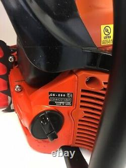 Echo Timber Wolf CS-590 Chainsaw 18 Bar 59.8cc 2 Stroke Gas-Powered Pre-Owned