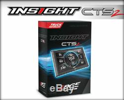 Edge 84130 Insight CTS2 Monitor (1996 & Latest OBDII Enabled Vehicle) Diesel GAS