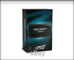 Edge Insight CTS3 Monitor 84130-3 for 1996-2017 Chevrolet Diesel & Gas