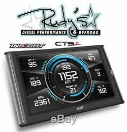 Edge Products Insight CTS2 Monitor Gauge Scanner 1996-2017 OBDII Vehicles 84130
