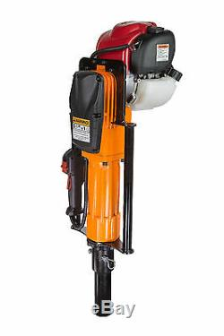 GAS POWERED POST DRIVER 4 STROKE By SKIDRIL maker of gas drivers since 97