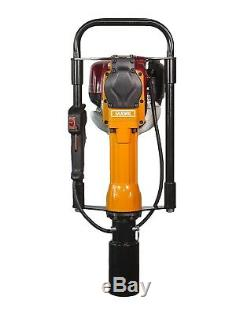 Gas (HONDA) Powered Post Driver $895.00 by SKIDRIL 4 STROKE