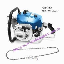 Gas-Powered MS070 Chain Saw 2 Stroke 105cc 4.8KW With 404.063 ONLY Big Tree Wood