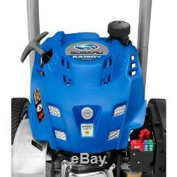 Gas Pressure Electric Start Washer Reconditioned 3,100-PSI 2.4-GPM Home Jobsite