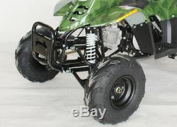 Kids Youth 100% Assembled ATV 110cc Fully Automatic 4Stroke Gas Powered ATV Quad
