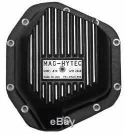 Mag-Hytec Dana 70 Differential Cover For Ford Dodge GM Ram F250 F350 Gas Diesel