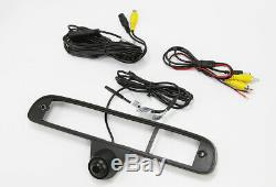 NAV-TV Replacement Cargo Camera For 2011-2016 Ford Super Duty F-250 F-350 F-450