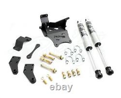 PMF 2005-2020 Ford F-250/350 Dual Steering Stabilizer Kit Fox 2.0 Dampeners
