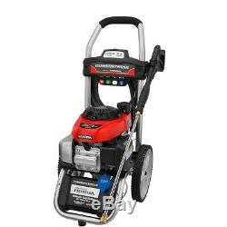 POWER STROKE 3100 PSI Gas Powered Pressure Washer with Honda Engine