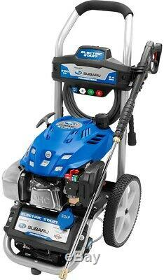 PowerStroke Reconditioned Pressure Washer 3,100-PSI Subaru Electric Start Gas
