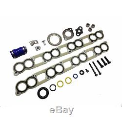 Rudy's EGR & High Flow Oil Cooler Combo 2004.5-2007 Ford 6.0L Powerstroke Diesel