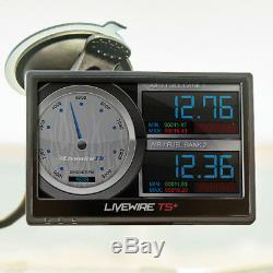 SCT Livewire TS+ Programmer Tuner for Ford Powerstroke 7.3, 6.0, 6.4, 6.7 5015P