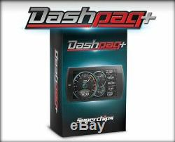 SuperChips Dashpaq+ Tuner For GM Gas Trucks